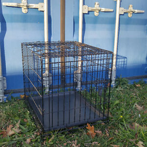 Medium Dog Cage - $60 OBO