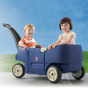 Step2® Blue Wagon Plus *** BRAND NEW IN THE BOX ***