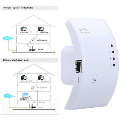 WiFi Blast Wireless Wi-Fi Repeater Range Extender 300Mbps WifiBlast Amplifier US