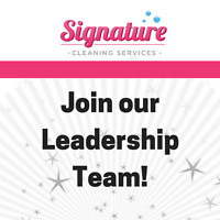 Join our Leadership Team - Now Recruiting Training Specialists