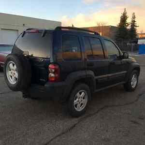 2007 Jeep Liberty TRAIL RATED SUV, Crossover Edmonton Edmonton Area image 2