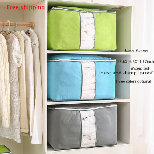 large foldable non woven clothes quilt blanket