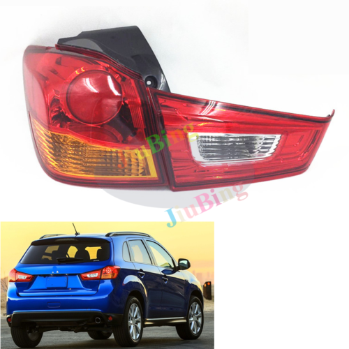 Left Side Outer Inner Taillight For Mitsubishi Outlander