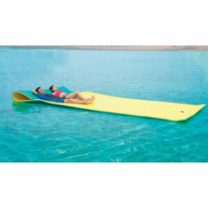 Floating Mats, up to 8 people - Free shipping, 3 colors avail