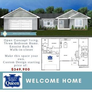 Queen Construction - Custom Home
