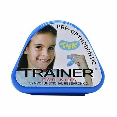 1pc T4k Children Dental Tooth Orthodontic Appliance Trainer Kids Alignment 2019