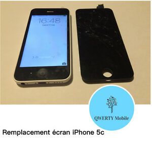 cell phone repair smartphone iPhone 4/4s/5/5s/5c/6 LCD fix LAVAL