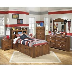 Ashley Furniture – Barchan Kids Bedroom Collection – 50% off! Twin and Full Sizes Available