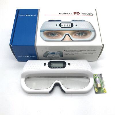Optical Digital Pd Ruler Pupilometer Interpupillary Distance Scale Cp-30 12v 23a