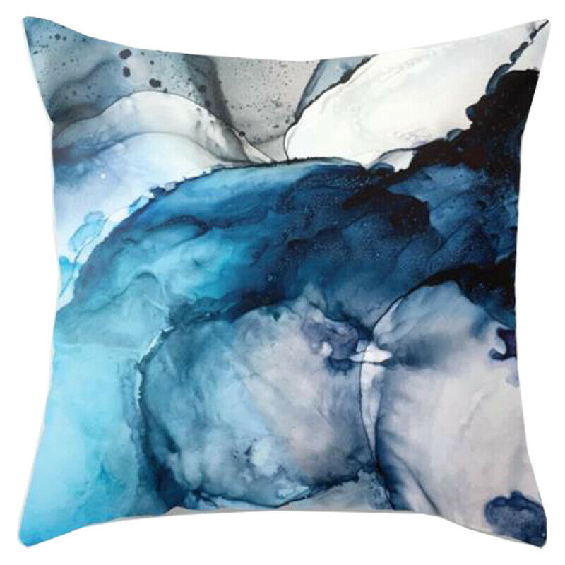 Modern Pattern Pillow Case Fashion Throw Cushion Cover Home Sofa Bedroom Decor Home & Garden