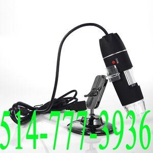 200X Microscope USB Électronique Video Magnifier Loupe Led Cam