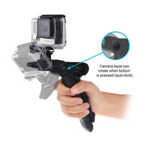 2in1 Pistol Handgrip and Tabletop Tripod
