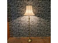 Endon Brass Floor Lamp