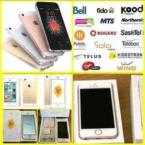 Mint iPhone 5S/New iPhone 5C/SE in Box Unlocked/Telus/Koodo/WIND