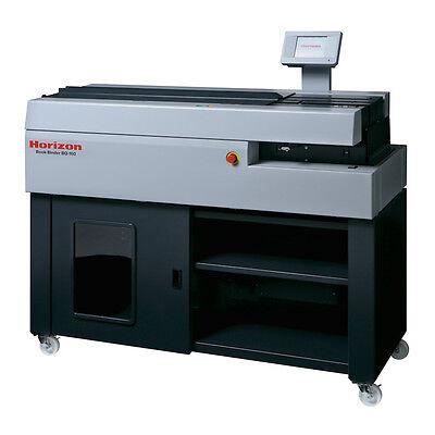 (Horizon BQ-160 Perfect Binder / Perfect Book Binding Machine)