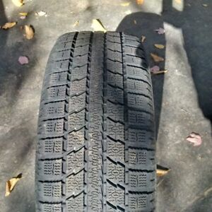 Toyo Observe Winter Tires, VW rims,