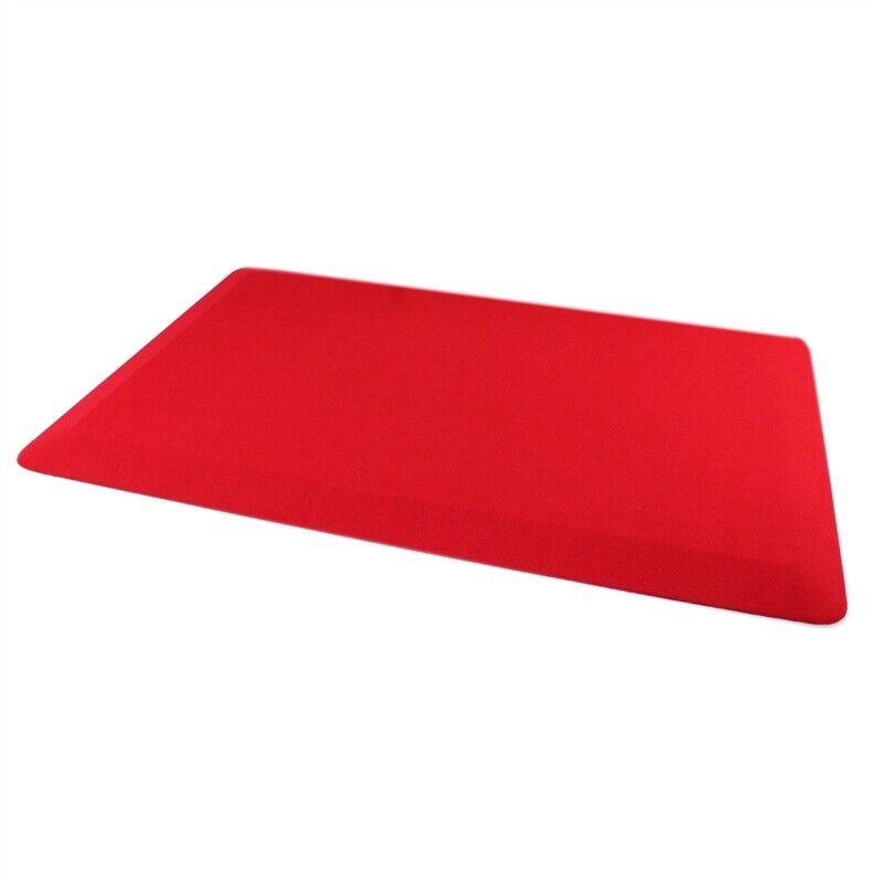 """CraftTex  Red Comfort Mat 20"""" x 32"""""""