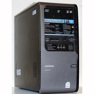 Compaq SR5050NX Desktop PC Pentium D 3GHz DVDRW 3GB RAM 160GB HD