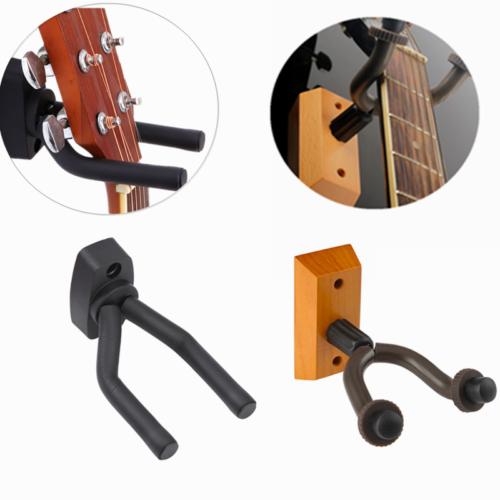 1-10 PACK Guitar Holder Hook Stand Hanger Ukelele Bass Violin Wall Mount Display - $3.79