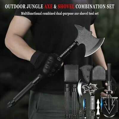 From MFH of Germany 35cm rubber handled carbon axe