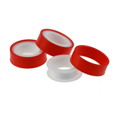 PTFE-Teflonband weiß 3 Rollen je 12mm x 8m Installation Rohrverschraubung ()