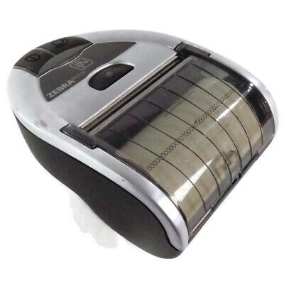 Zebra Imz320 Thermal Bluetooth Label Printer No Adapter