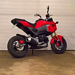 || 2017 GROM || For Sale ||