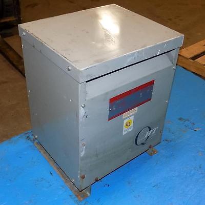 General Electric 208 To 208120v 15kva Transformer 9t23b3091 G 3