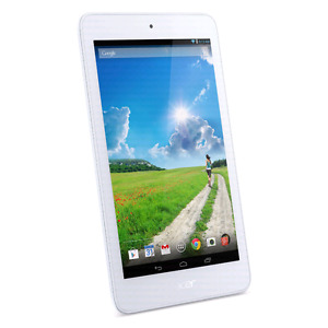 """Acer Iconia Android Tablet 16GB,DualCamera,QuadCore 7""""Display"""