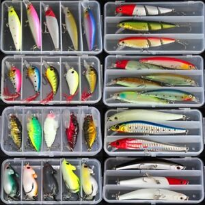 Fishing lure (with hooks)
