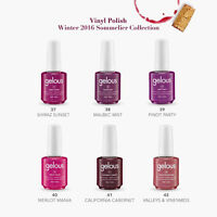 Vynil Polish (Gelous) Collection hiver 2016
