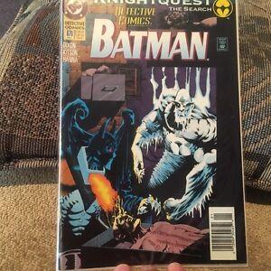 Detective Comics - Batman #670