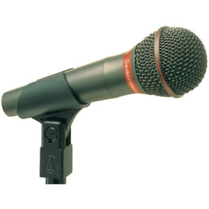 Audio-Technica ATM41HE dynamic hypercardiod mic