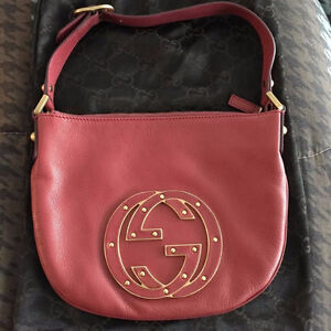 Gucci Leather Blondie Hobo Bag - Style Code 121552