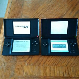 2 nintendo ds only 1 charger