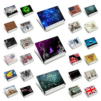 """15.6"""" Universal Laptop Skin Cover Sticker Decal For HP Acer Dell ASUS Macbook PC"""