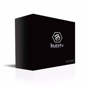BRANDNEWW BUZZ TV XPL 3000