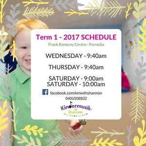 Kindermusik With Shannon Parmelia Kwinana Area Preview