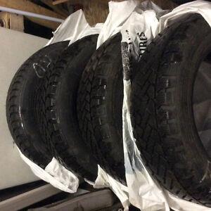 4x pneus hiver 205 60r16