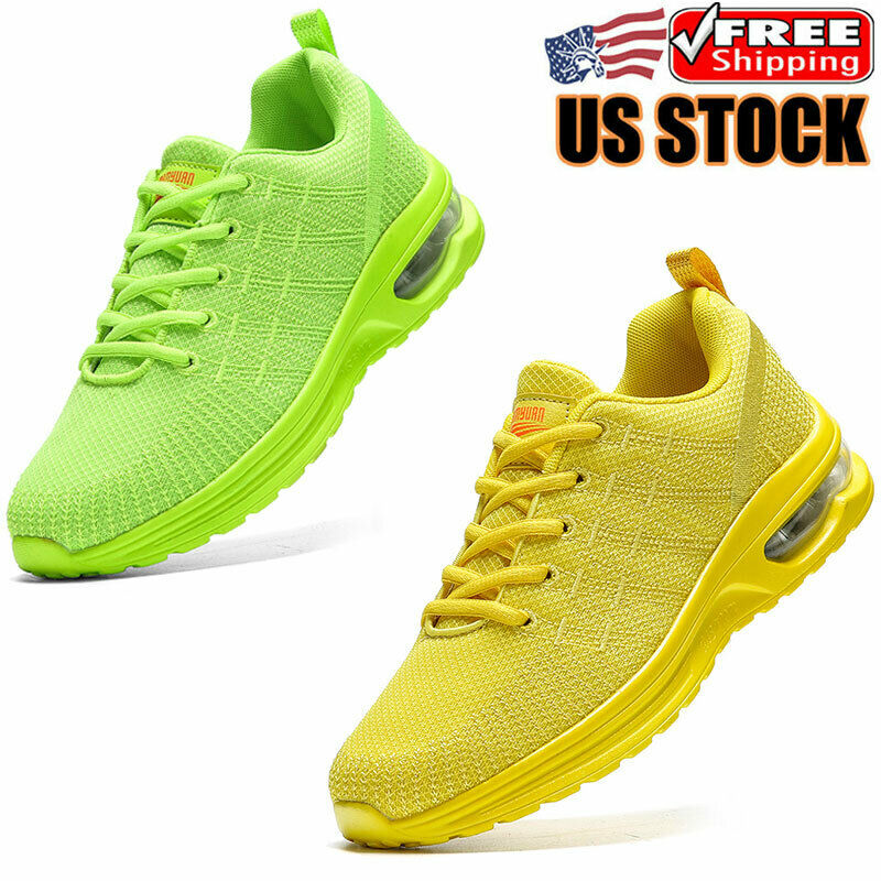 Sports Running Men's Air Cushion Athletic Sneakers Outdoor C