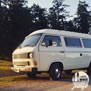 VW Camper Van Vacation Rental - Vancouver Island - Volkswagen