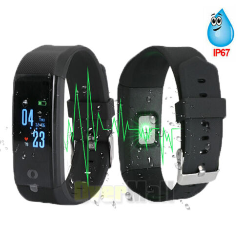 Smart Watch Charge HR Heart Rate Fitness Activity Sleep Trac