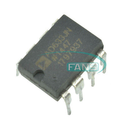 5pcs Ic Analog Devices Ad633jn Ad633jnz Dip-8 Ic