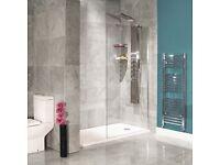 Brand new shower screen