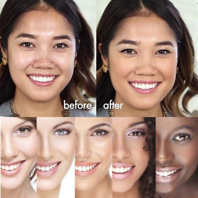 Magic Color Changing Foundation TLM Makeup Change To Your Skin Tone !