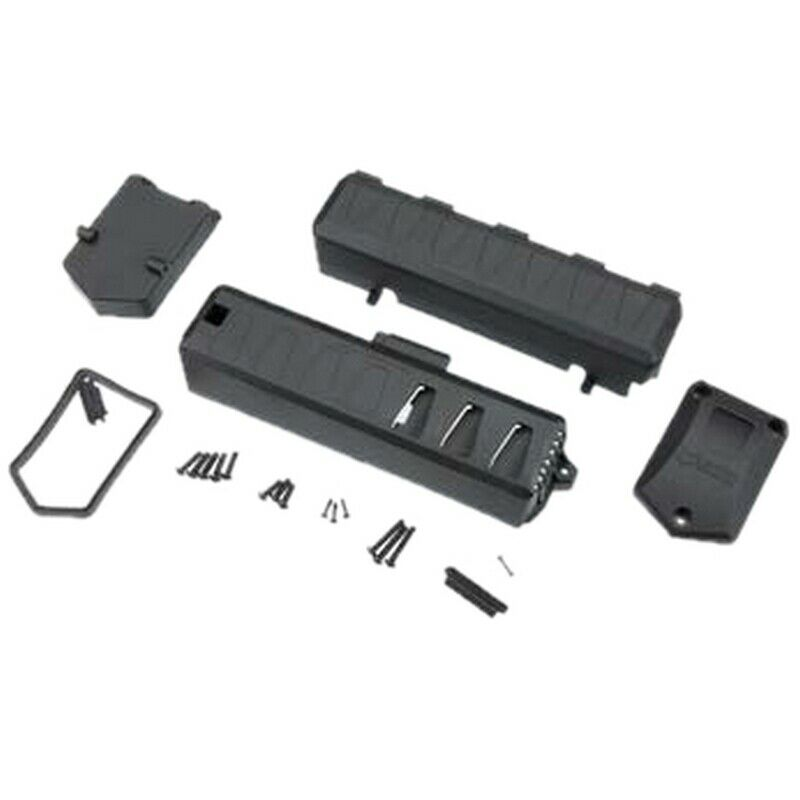 HPI Racing 105690 Battery Cover/receiver Case Set Savage Xs