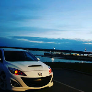 Mazdaspeed 3 2012 tech package