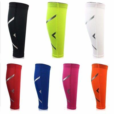 Men Women CALF COMPRESSION SLEEVE Socks Best Calf Sleeves For Running
