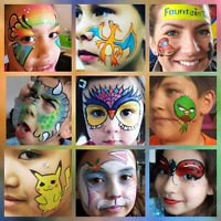 Face Art, Face painting