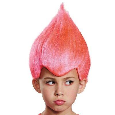 Solid Color Troll Wacky Wigs Child - Wacky Wigs